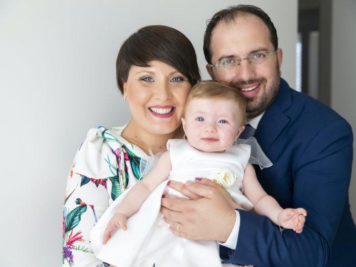 Il battesimo di Alessia
